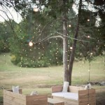 Decorate your garden with outdoor pallet furniture