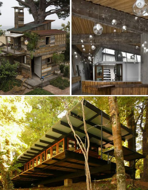 Houses made of recycled wooden palletsdiy pallet furniture for Reclaimed house materials