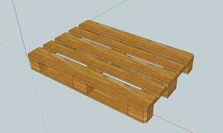 work table pallets Make a workbench for your workshop step by step