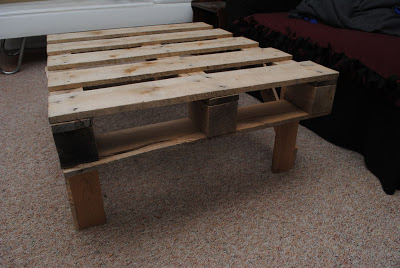 Easy to build coffee table_2