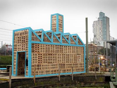 Factory built for the huttenfestival.ne
