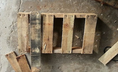 Make your own sled with a wooden pallet_5