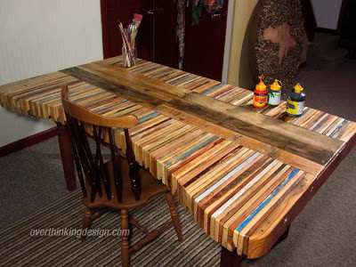 ... made with pallet boardsDIY Pallet Furniture  DIY Pallet Furniture