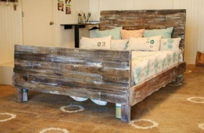 Cheap childrens bedroom made with pallets6 Cheap childrens bedroom made with pallets