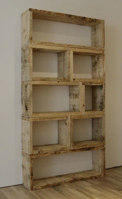 Cheap childrens bedroom made with pallets7