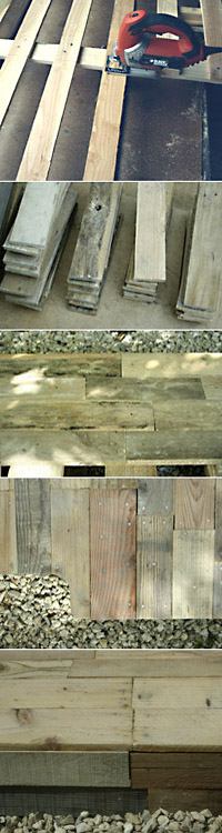wooden flooring made of pallets 4 wooden flooring made of pallets