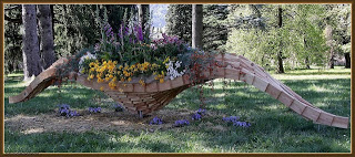 Pallet Planter with a breathtaking design3