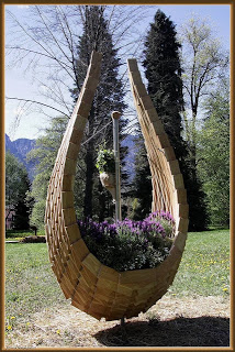 Pallet Planter with a breathtaking design4