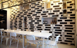 Original ideas made with wooden pallets 10