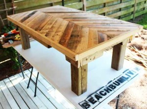Original ideas made with wooden pallets 11