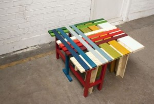 Original ideas made with wooden pallets 12