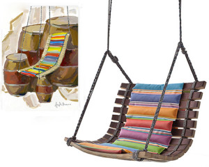 Original ideas made with wooden pallets 4