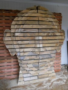 Original ideas made with wooden pallets 6