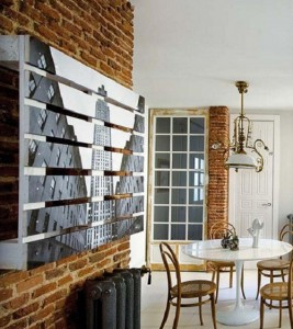 Original ideas made with wooden pallets 7