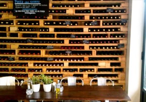 Wine racks ideas made ​​with pallets