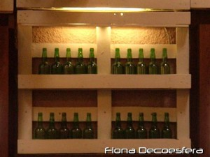 Wine racks ideas made ​​with pallets3