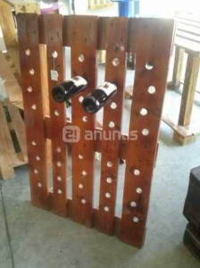 Wine racks ideas made ​​with pallets6