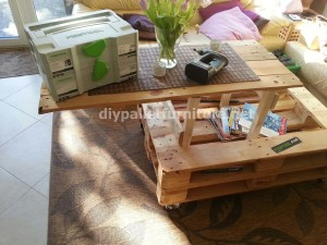 Pneumatic pallet table (4)