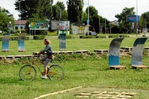 Brodno Theme park built with pallets in Targowek, Warsaw5