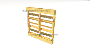 Instructions of how to make a wooden wine rack with pallets (10)