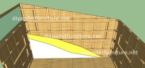 Plans and video of how to make a house with pallets ( 3 of 3) 8