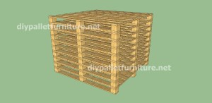 Plans and video of how to make house with pallets1