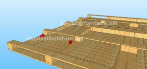 Plans and video of how to make house with pallets11