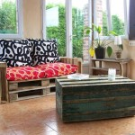 Video examples of furniture made from pallets