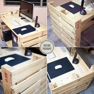 Fantastic PC desktop with 2 pallets 3