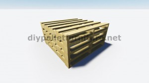 Instructions of how to make a lamp with wooden pallets 2