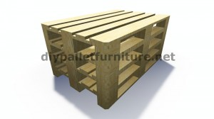 Step by Step instructions and plans of how to make a sofa with pallets easily 2