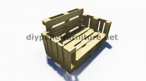 Step by Step instructions and plans of how to make a sofa with pallets easily 7