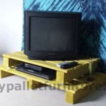 TV cabinet with only one pallet
