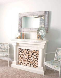 How to build a mirror with pallets 9