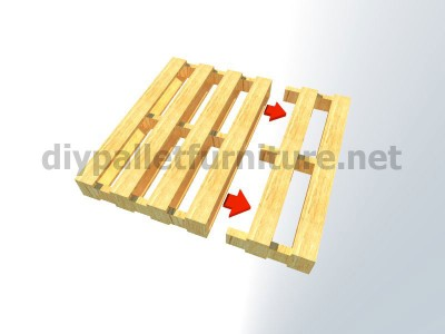 Plans and instructions for making a chair with 4 pallets_4