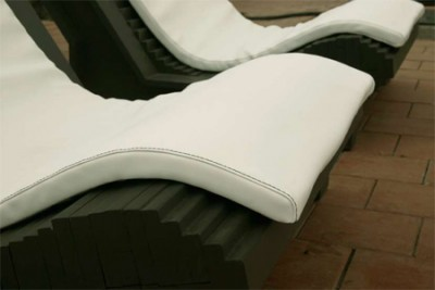Elegant design furniture made from pallets 7
