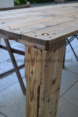 How to easily make a table with a Europallet 3