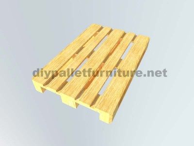 How to easily make a table with a Europallet 5