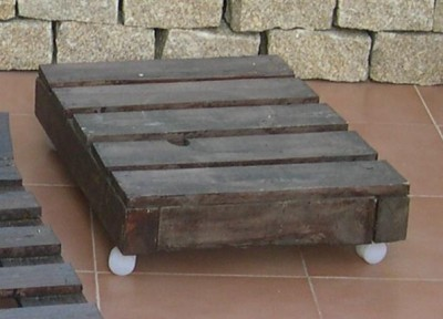 How to make a deck chair with pallets, drawings and instructions 7