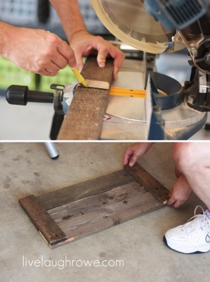 How to make a nice pallet tray 2