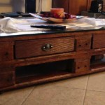 How to make a vintage coffee table