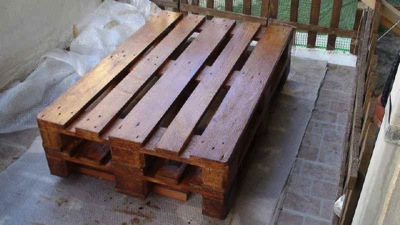 How to make a vintage coffee table 5