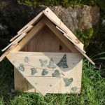 How to make a birdhouse with pallets