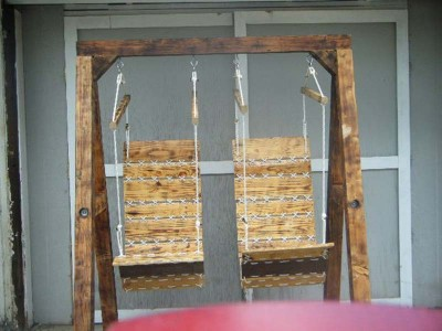 How to make a hammock with pallets step by step guide 11