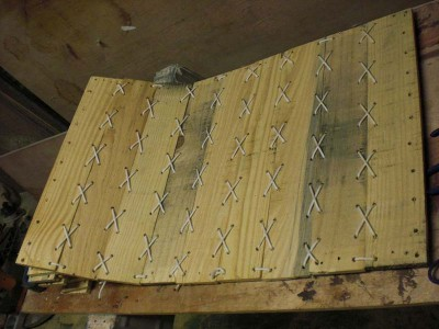 How to make a hammock with pallets step by step guide 7