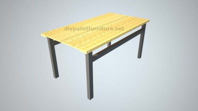 4 400x225 6 basic steps to build your own furniture with pallets