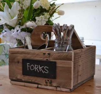 Christmas Gift Ideas made ​​with pallets 3
