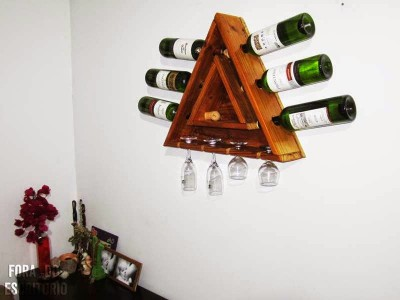 Christmas Gift Ideas made ​​with pallets 5