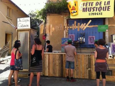 Les palettes du Coeur, a French association of pallet artists 12