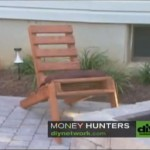 Instructional video of how to make an adirondack chair with a pallet